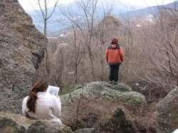 В поисках камня