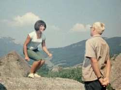 Знаменитый танец - кадр из фильма